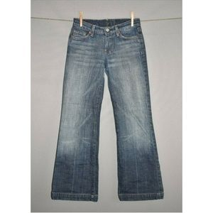 7 FOR ALL MANKIND Dojo Flare Leg Jean